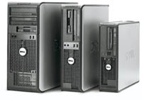 Hosting servers of our company